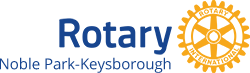 Rotary Club of Noble Park & Keysborough Logo