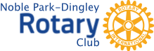 Rotary Club of Noble Park & Dingley Logo